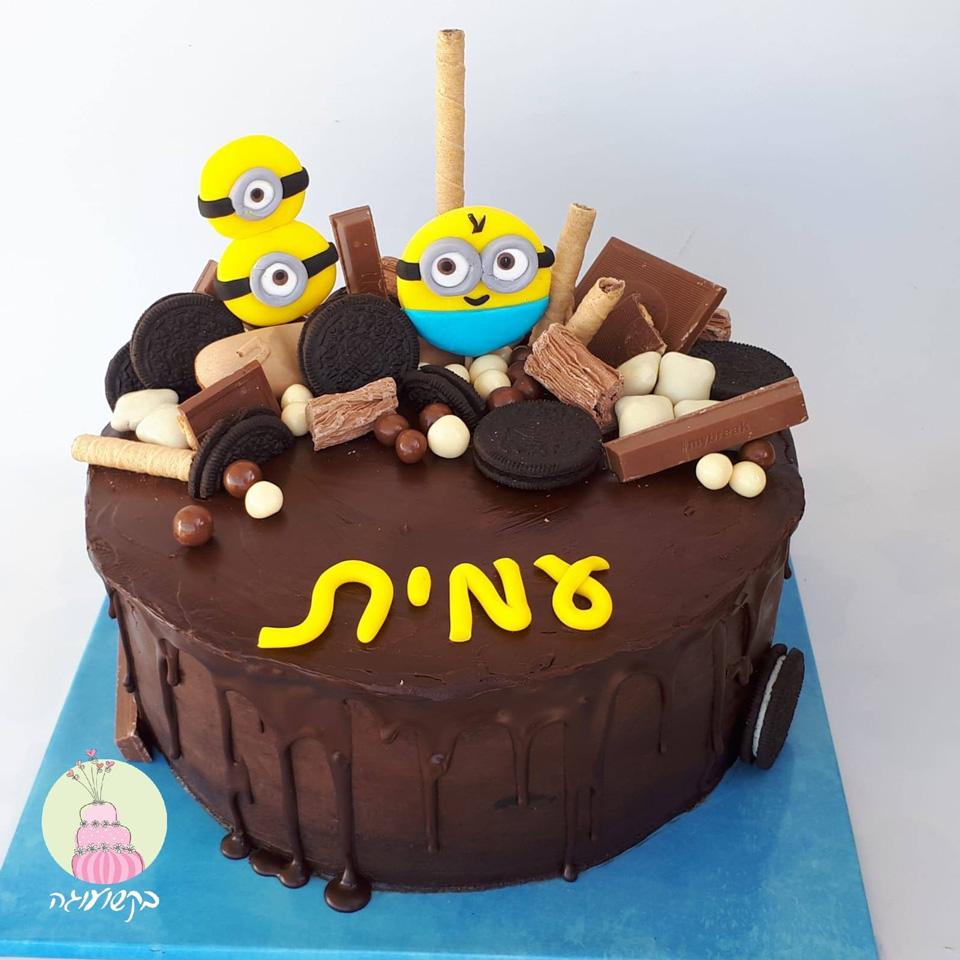 עוגות דריפינג