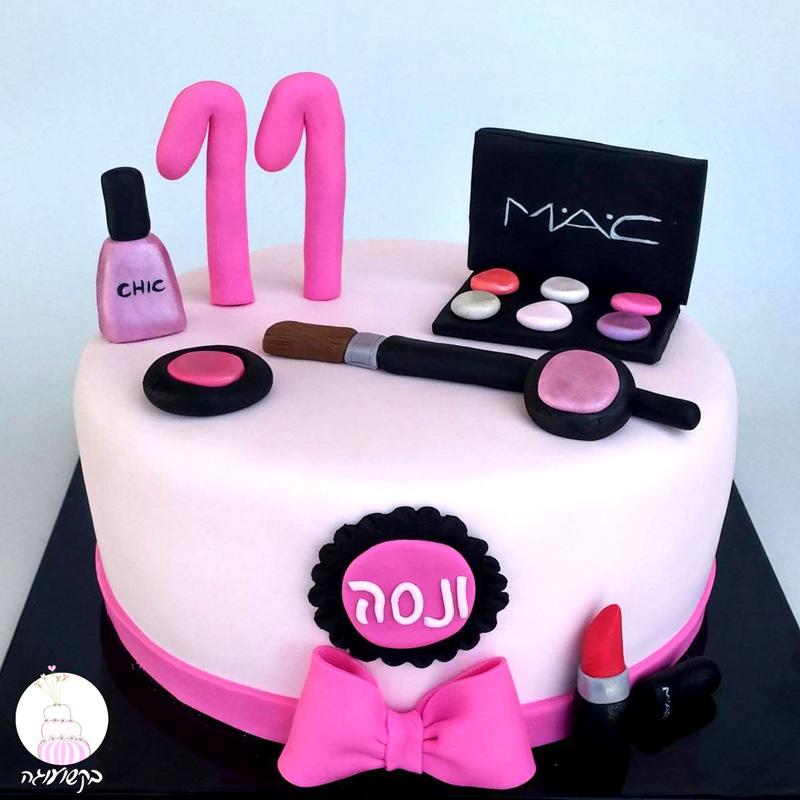 עוגת מייק אפ